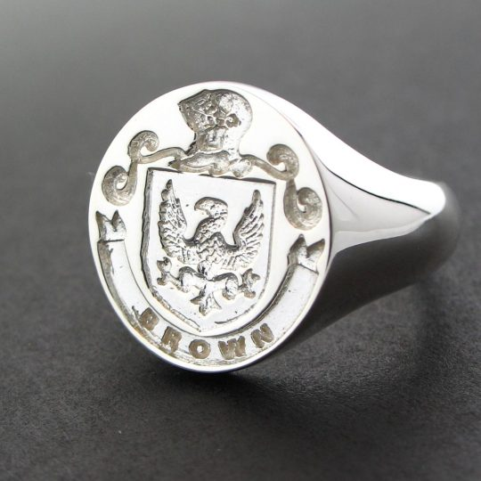 Coat of Arms Ring